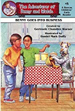 Benny Goes into Business