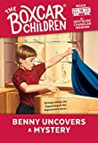 Benny Uncovers a Mystery (The Boxcar Children, No 19) by  Gertrude Chandler Warner, David Cunningham (Illustrator) (Paperback - March 1991)