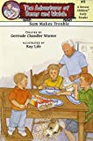 Sam Makes Trouble (Adventures of Benny and Watch, 9) by  Gertrude Chandler Warner, Kay Life (Illustrator) (Paperback - March 2002)
