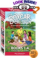 The Boxcar Children: Books 1-4 (Boxcar Children, No 1-4) by  Gertrude Chandler Warner (Paperback - September 1990)
