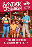 The Deserted Library Mystery (The Boxcar Children Series, No 21) by  Gertrude Chandler Warner, Charles Tang (Illustrator) (Paperback - October 1991)