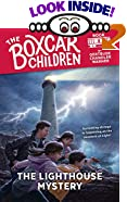 The Lighthouse Mystery (Boxcar Children, No. 8) by  Gertrude Chandler Warner, David Cunningham (Illustrator) (Paperback - April 1990)