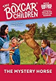 The Mystery Horse (Boxcar Children Mysteries, 34) by  Gertrude Chandler Warner, Charles Tang (Illustrator) (Paperback - May 1993)