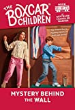 Mystery Behind the Wall (Boxcar Children, No 17) by  Gertrude Chandler Warner, David Cunningham (Illustrator) (Paperback - February 1991)