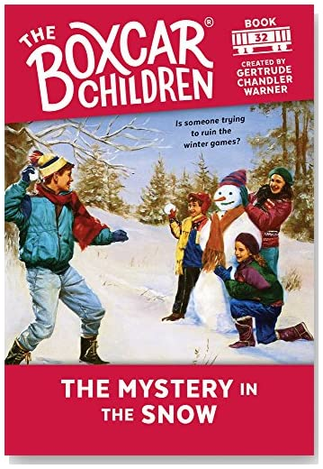 The Mystery in the Snow - Boxcar Children