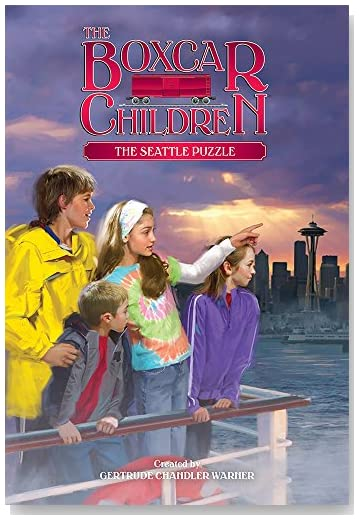 The Seattle Puzzle (Boxcar Children Mysteries) [