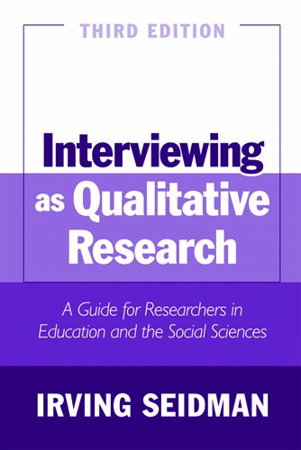 a qualitative study on teaching and My research focuses on re-thinking inclusive, equitable education for children  and families from historically marginalized backgrounds my scholarly work is.