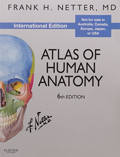 ATLAS OF HUMAN ANATOMY, 5E IE
