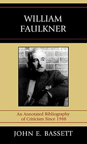 william faulkner  an annotated
