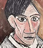 Self-portrait of Picacco, image provided by Amazon.com.