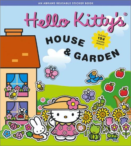 Hello Kitty's House & Garden