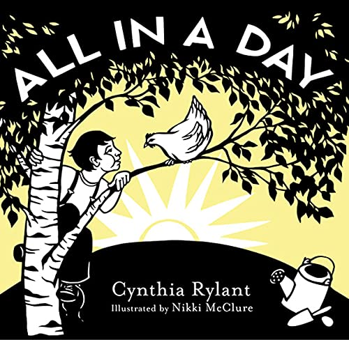 All in a Day, Rylant, Cynthia