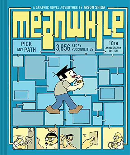 Meanwhile cover