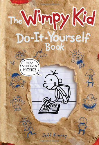 Wimpy Kid Do-It-Yourself Book (Revised and Expanded Edition) (Diary of a Wimpy Kid), Kinney, Jeff