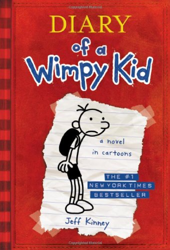 Diary of a Wimpy Kid, Book 1, Kinney, Jeff