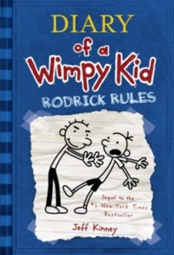 Diary of a Wimpy Kid Rodrick Rules, Kinney, Jeff