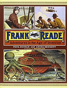 Book Trailer: Frank Reade: Adventures in the Age of Invention
