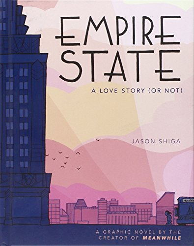 Empire State: A Love Story (or Not), Shiga, Jason