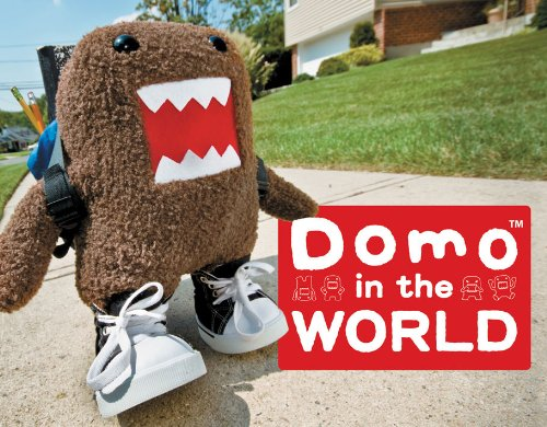 Domo in the World cover
