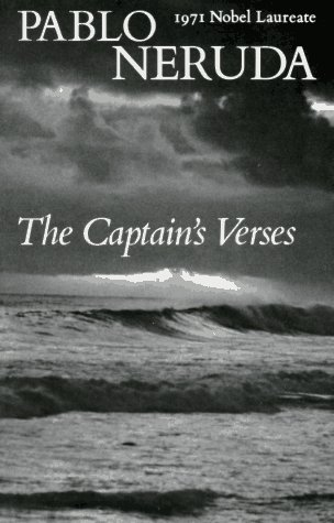The Captain's Verses (Los versos del Capitan) (New Directions Paperbook), Pablo Neruda
