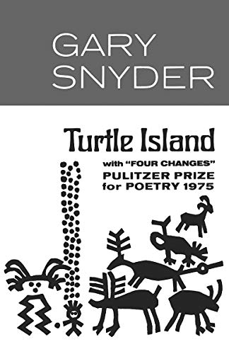 Turtle Island (A New Directions Book), Snyder, Gary