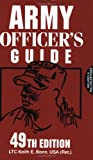 Army Officer's Guide (Army Officer's Guide)