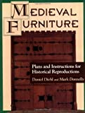Medieval Furniture Plans and Instructions