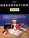 The Observation Deck: A Tool Kit for Writers (Past & Present)