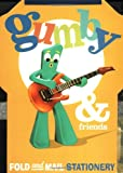 Gumby and Friends Fold and Mail Stationary: 40 Sheets (Fold and Mail Stationery)