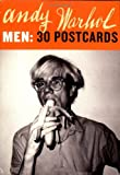Andy Warhol Men: 30 Postcards