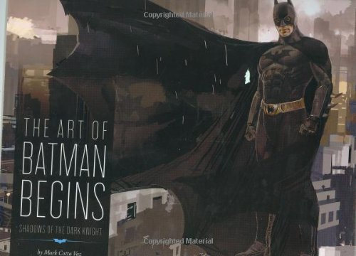 The Art of Batman Begins
