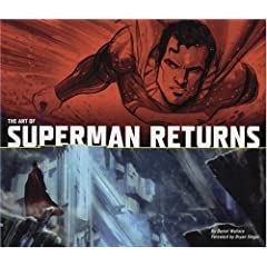 THE ART OF SUPERMAN RETURNS!