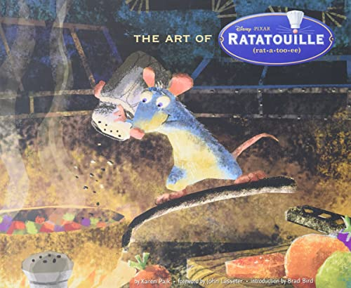 The Art of Ratatouille