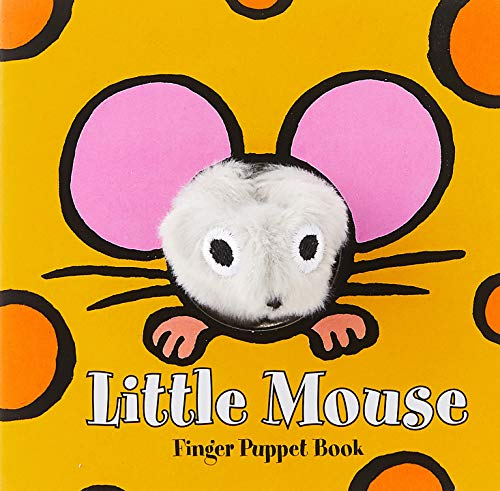 Little Mouse (Finger Puppet Brd Bks)