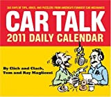 Buy Car Talk 2011 Daily Calendar