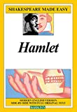 Hamlet (Shakespeare Made Easy: Modern English Version Side-By-Side With Full origiNal Text)