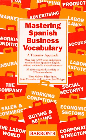 Mastering Spanish Business Vocabulary: A Thematic Approach