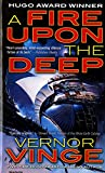 A Fire Upon the Deep Book Cover
