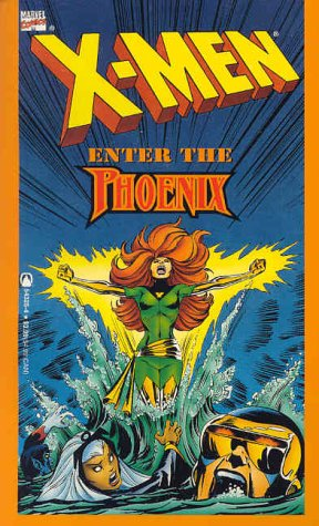 X-Men: Enter The Phoenix Cover