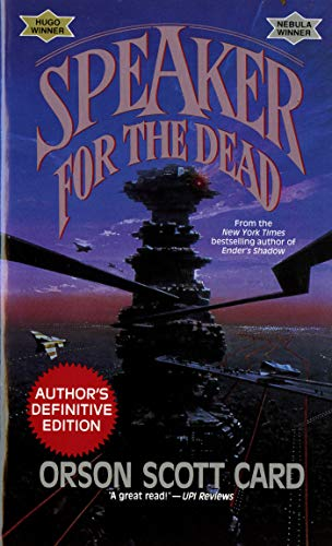 Speaker for the Dead (The Ender Quintet), Card, Orson Scott
