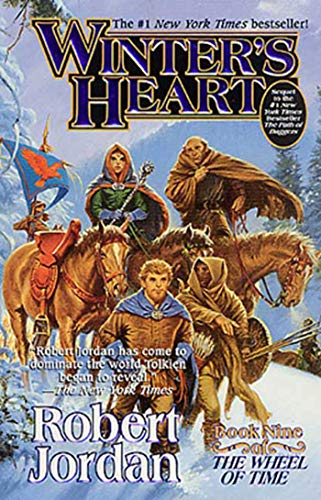 The Wheel of Time, tome 9 : Winter's Heart par Jordan