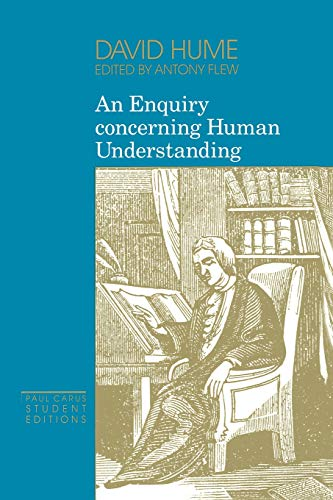 An Enquiry Concerning Human Understanding (Paul Carus Student Editions), Hume, David