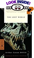 The Lost World: Being an Account of the Recent Amazing Adventures of Professor George E.... by  Arthur Conan Doyle, Michael Crichton (Introduction) (Paperback - January 2003)
