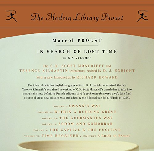 10. In Search of Lost Time by Marcel Proust (1913-27)
