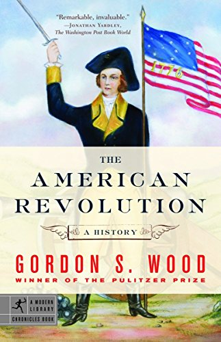 The American Revolution Book Cover Picture