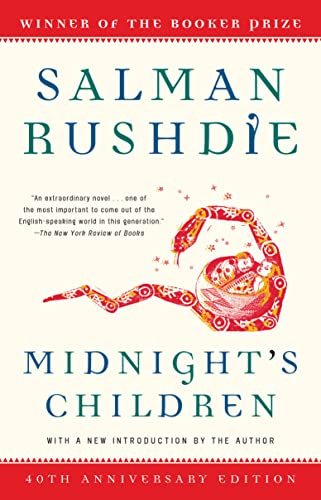 Midnight's Children, by Rushdie, Salman