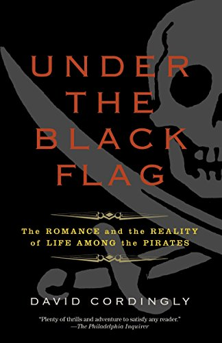 Under the Black Flag Book Cover Picture
