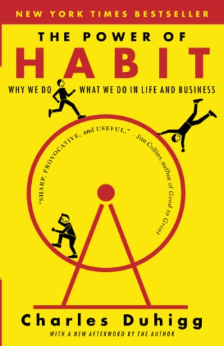 19. The Power of Habit – Charles Duhigg; Charles Duhigg