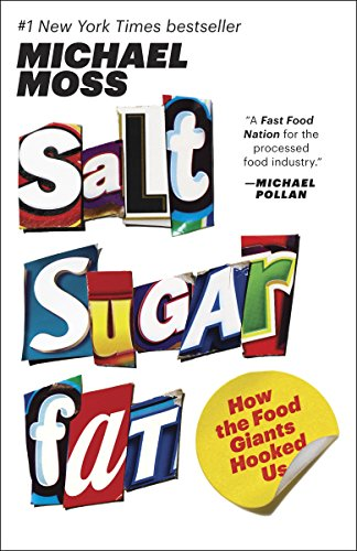 Moss, Michael Salt, Sugar, Fat: How the Food Giants Hooked Us 3.5