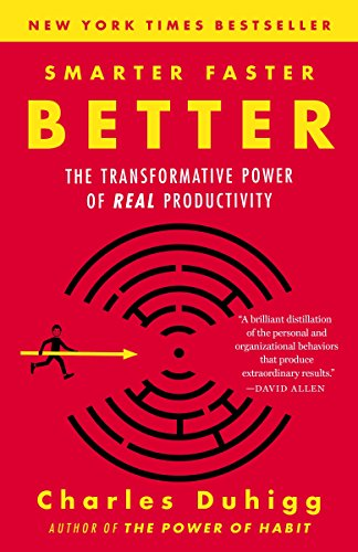 Smarter Faster Better Book Cover Picture